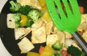 Let's Cook Tofu Stir Fry
