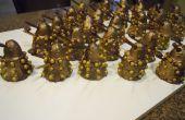 Een leger van Daleks Cakes