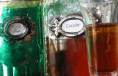 Halloween etiketten voor flessen (en meer)