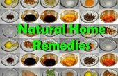 Natuurlijke Home Remedies