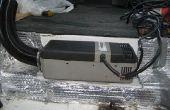 Reiniging en onderhoud van een Webasto Air Top 2000 D