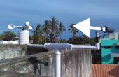 DIY standalone weerstation aangedreven door Arduino