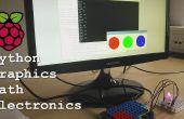 Raspberry Pi - GPIOs, grafische interface, geïplementeerd, wiskunde en elektronica.