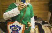 Low-Budget Link kostuum (The Legend Of Zelda)