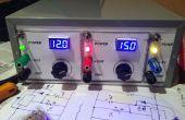Drievoudige variabele geregeld Power Supply