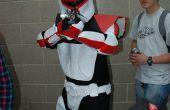 Star wars kapitein Fordo cosplay 2012