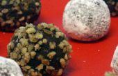 5 minuten Chocolate Balls
