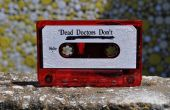 Hoe te repareren van een cassette.