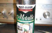 Eenvoudig DIY Spray verf Stash kan - 20 minuten (of minder!)