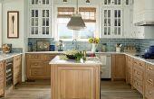 Krijg het zoeken naar minder: Beach House keuken