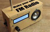 Maak je eigen Radio van de FM
