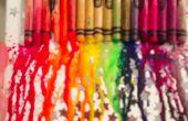 Crayon smelten!
