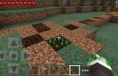 Hoe krijg ik rode bieten zaden in minecraft PE.