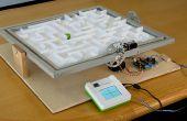 Sensoren en actuatoren gebruik te maken van een mechanische labyrint-doolhof