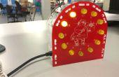 Arduino-powered LED klok