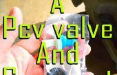 Ter vervanging van een PCV valve voor Hyundai Trajet 2000!