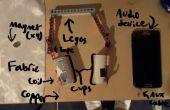 Beats door Chris & Mohsen: DIY koptelefoon (gemaakt van legobakstenen)