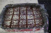 Neen bake chocolade Ganache taart