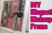 Pinterest geïnspireerd - DIY Make-up Board Tutorial