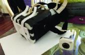 DIY FPV bril voor draadloze camera