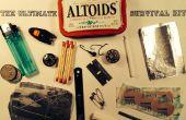 De ultieme Altoids Survival Kit