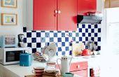 DIY projecten: Begin met uw keuken