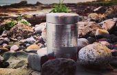 Eenvoudige timelapse camera met Raspberry Pi en een koffie tin