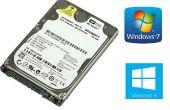 Installeren van Windows 8-7 van vaste schijf [nl-ITA] Installare Windows 8-7 da harde schijf
