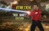 "Gemakkelijk Star Trek ""Red Shirt"" kostuum"