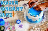 Hoe maak je een Disney Frozen Fondant slagroom taart