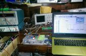 Hoe maak je een goedkope 16 MHz Arduino oscilloscoop met behulp van Excel en uw computerscherm naar Display