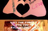 Hart in de Hand en Star Wars Valentines