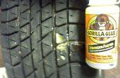 Tire Plug: Gorilla lijm Edition