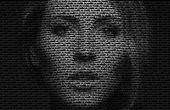 Hoe maak je een eenvoudige tekst portret Effect - Tutorial | Adobe Photoshop CC 2015 - GraphixTV