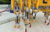 Ontwerpen van de Robot benen