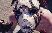 Hoe maak je een masker Borderlands Psycho: