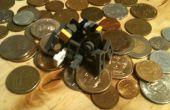 Lego MUNTSTUK BUG transformator (Cute)!