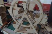 MDF Ferris Wheel voor evenement