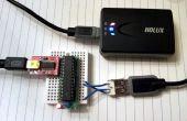 GPS tijd (UTC) naar lokale tijd conversie met behulp van Arduino