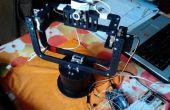 Actobotics pan & kantelen bewakingscamera met Arduino
