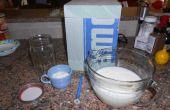 Maken yoghurt