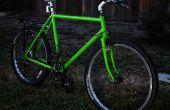 Bed Liner fietsframe
