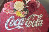 A Coca Cola mozaïek tabel maken