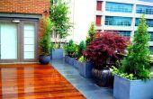 NYC Landscape Design - tuin op het dak How-to