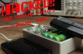 Omzetten van uw oude laptopbatterij in een Power Bank