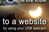 Hoe te streamen naar een website met een USB webcam (C# broncode) zonsverduistering - 20 maart, 2015