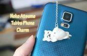 Tutorial: DIY Neko Atsume telefoon charme - polymeerklei