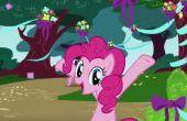 Pinkie Pie Hair Styling Tutorial
