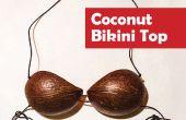 Kokosnoot Bikinitop