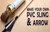 DIY PVC Sling & pijl